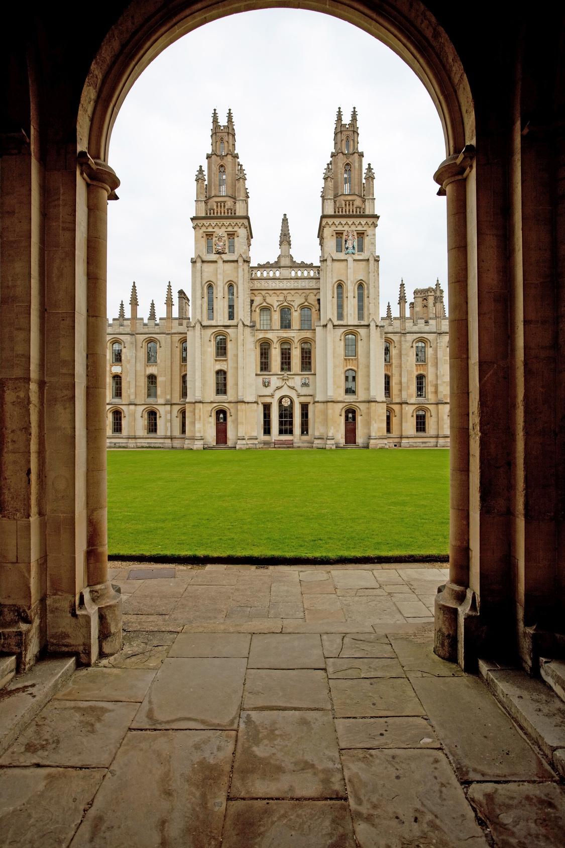 University Of Oxford: Austin Powell Named Rhodes Finalist