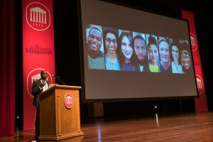 SMBHC Alum and UM Professor Delivers Convocation Keynote