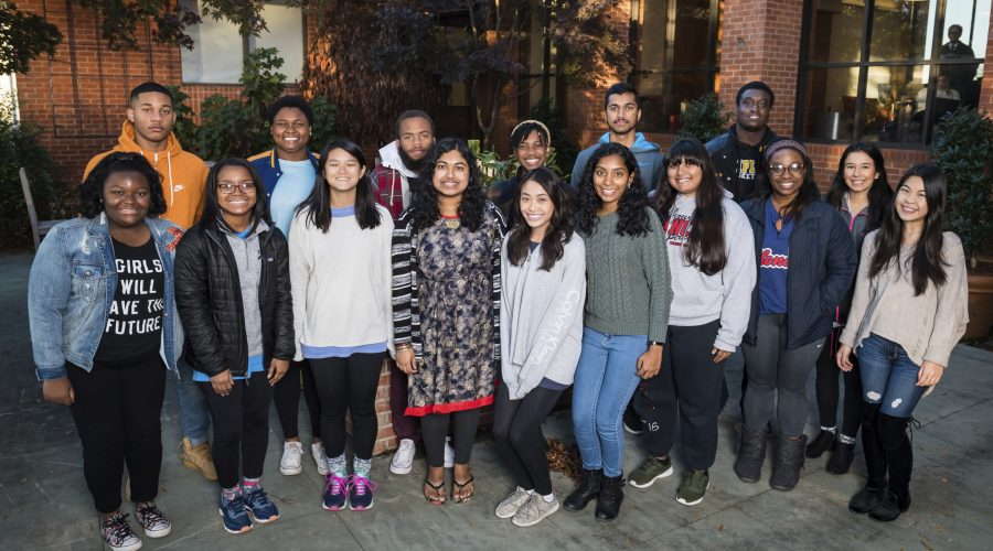 The Honors College Minority Engagement Club
