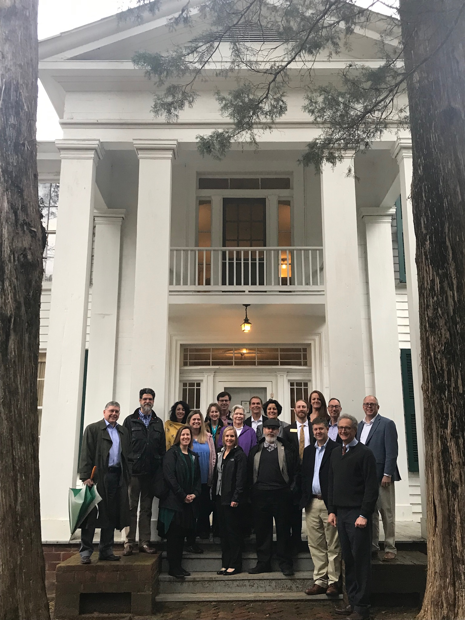 SMBHC Hosts SEC Honors Deans Meeting