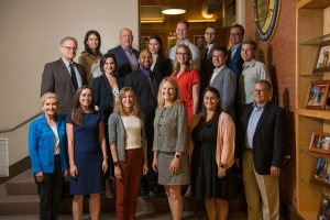 Inaugural SMBHC Leadership Council