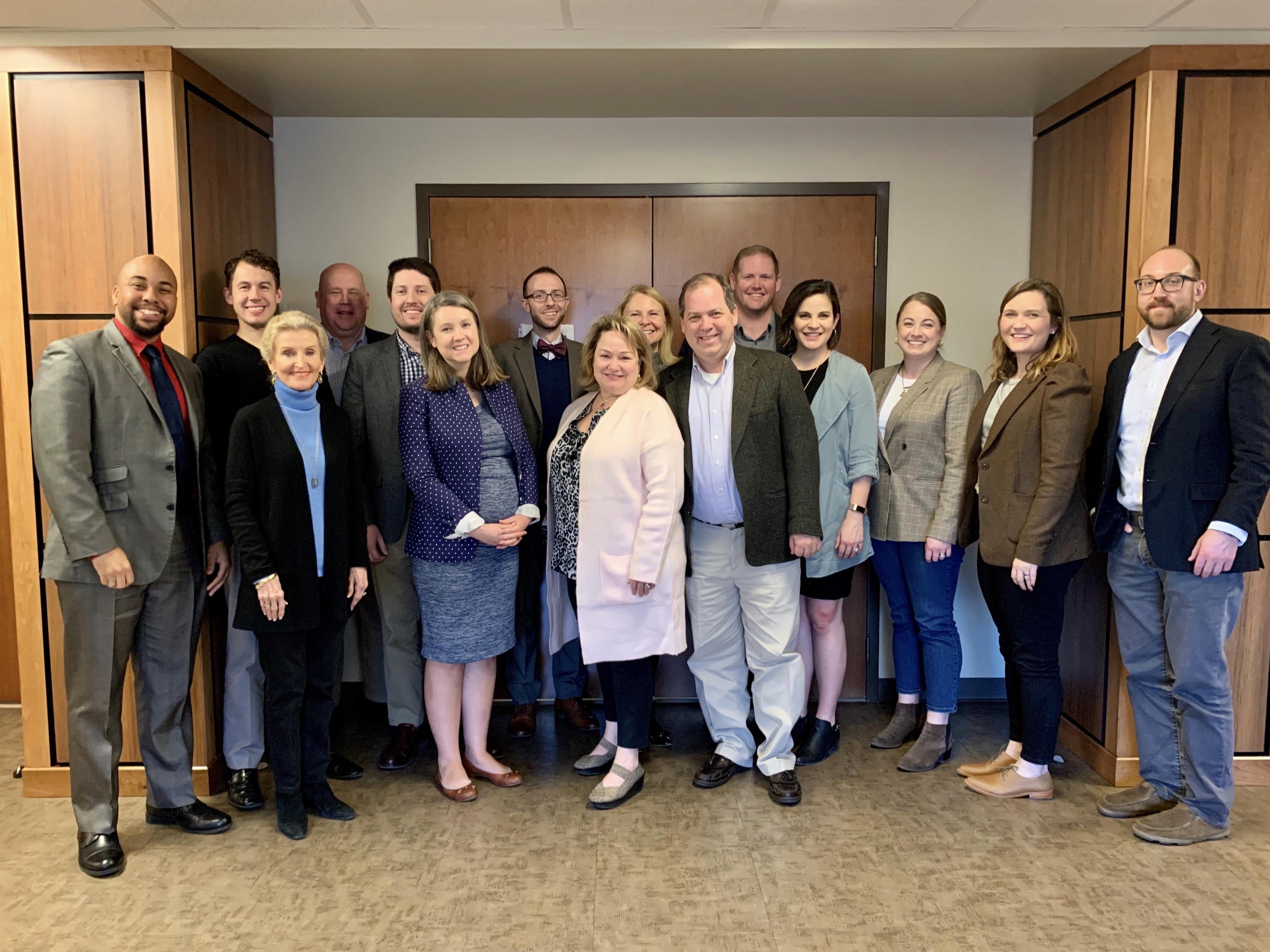 SMBHC Leadership Council Convenes