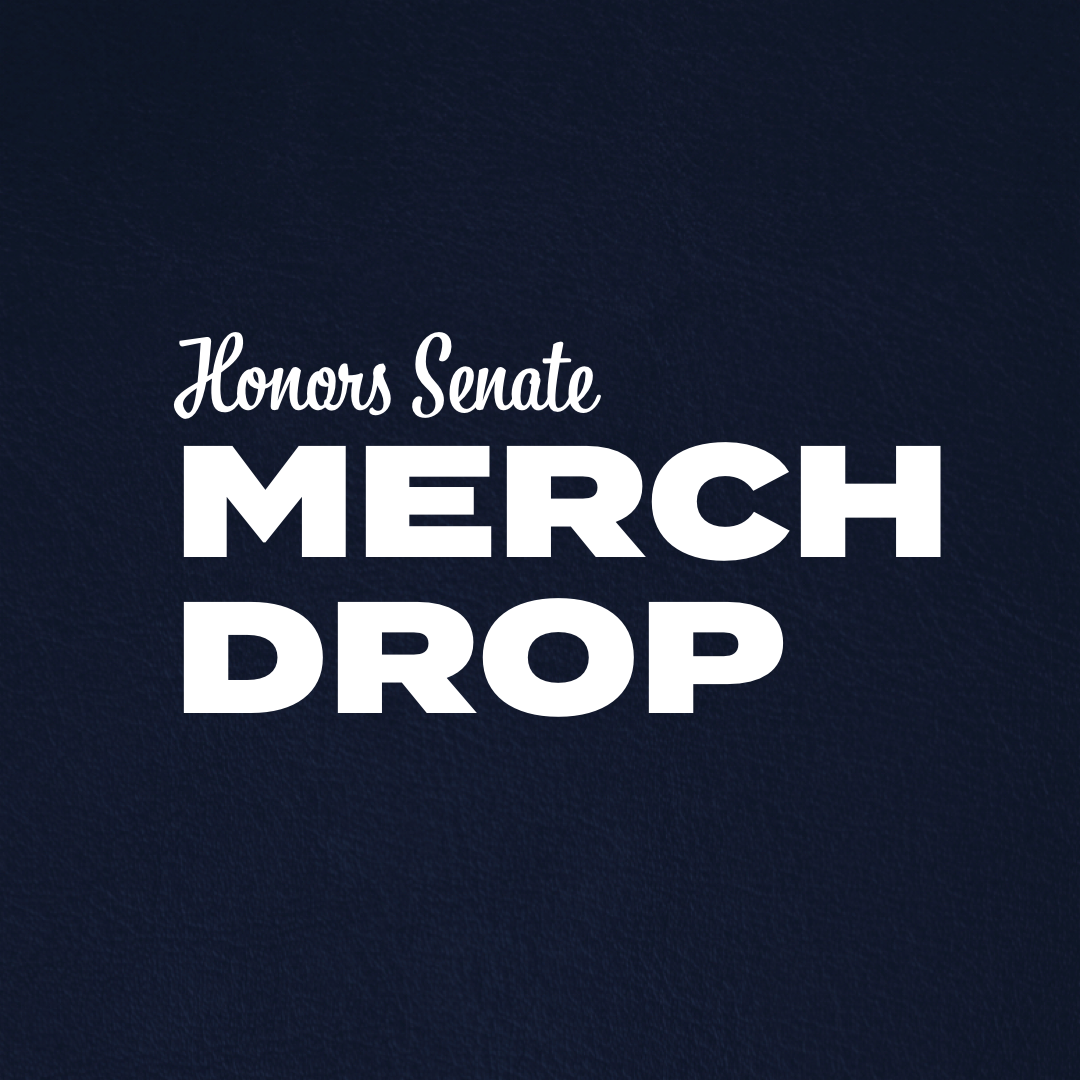 Honors Senate Announces New HoCo Merch