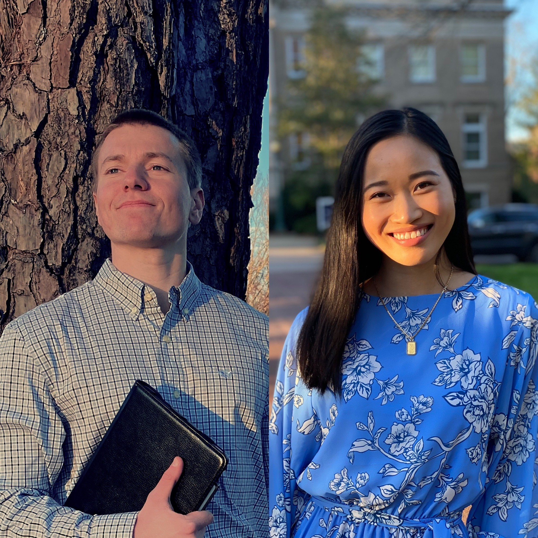 Ivy Li and Austin Wallace Named Goldwater Scholars